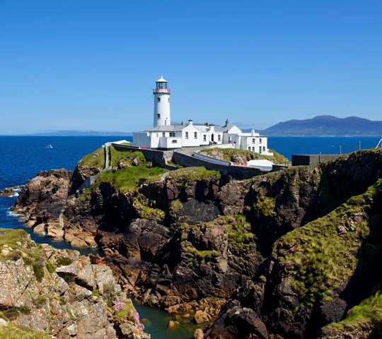 Fanad Lighthouse, Fanad Head Wild Atlantic Way Signature Point. Photo copyrights - Donegal Tourism Ltd.jpg